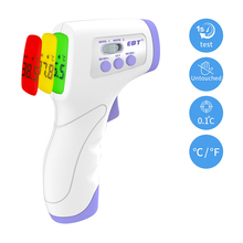Non-contact Body thermometer Forehead Digital Infrared Thermometer Portable Termometro Baby/Adult Temperature object temperature family baby medidor de febre non contact infrared thermometer fahrenheit or celsius scale mode body object temperature monitor