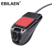 EBILAEN Full HD Автомобильный видеорегистратор с 16 Гб картой памяти для EBILAEN Android BMW автомобильный мультимедийный плеер