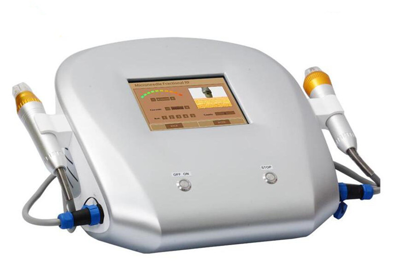 Design 4 Tips Fractional Machine Microneedle Fractional RF Micro Needle Fractional Multifunctional RF Skin Care Beauty Machine