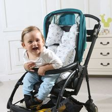 Baby Thicken Pad Trolley Chair Cushion Print Child Stroller Pad Seat Soft Kid Carriage Cart Warm Cushion Pad Mattresses Pillow