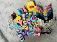 Boucles doreilles de téléphone (10 pièces) pour chat mignon, collie, grand danois, teckel, accessoires pour animalerie