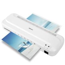 A4 Photo Laminating Machine Home Office Photo Laminator Menu Certificate Glue Tools Automatic