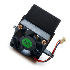 Image 3 - Cooler Fan for Sega Dreamcast DC console cooling Fin Mute