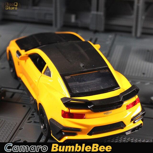 132 Diecasts véhicules jouets le rapide et le furieux bourdon Camaro voiture modèle 132 voiture jouets pour enfants