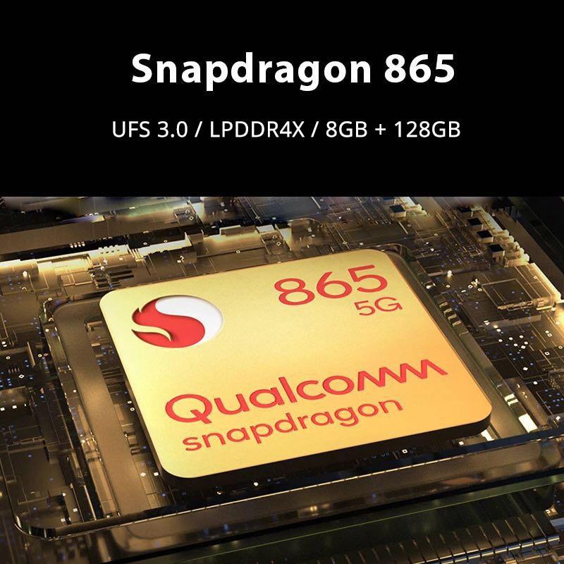 Xiaomi Black Shark 3 8GB 128GB Gaming Smartphone 5G Snapdragon 865 Octa Core 6.67