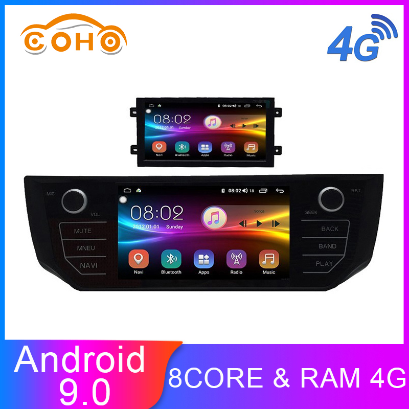 Android 9.<font><b>0</b></font> 8-core radio <font><b>1</b></font> din android multimedia car stereo for 2008-2013 Roewe 550&2011-2015 MG 6 image