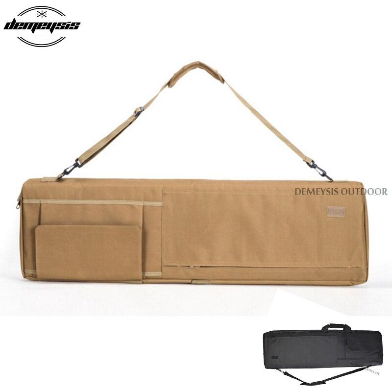 Military Tactical Gun Carry Bag Airsoft Rifle Shoulder Bags Hunting  Sniper Gun Protective Case