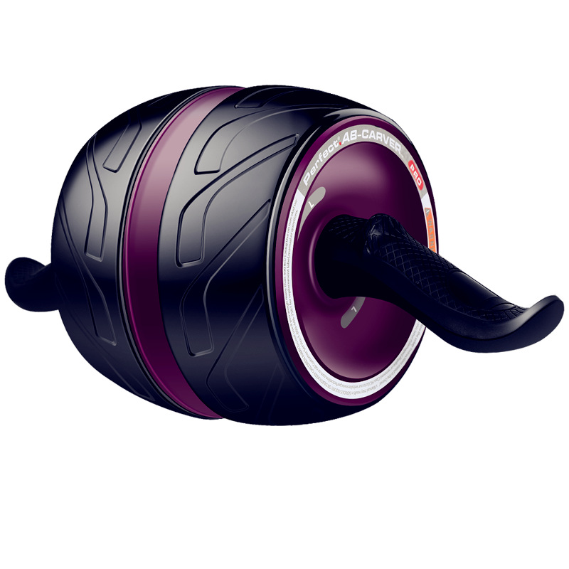 Mute Abdominal Wheel Fitness Speed Training Ab Roller Gym Resistance Sports Waist Arm Strength Exercise Fitness Equipment