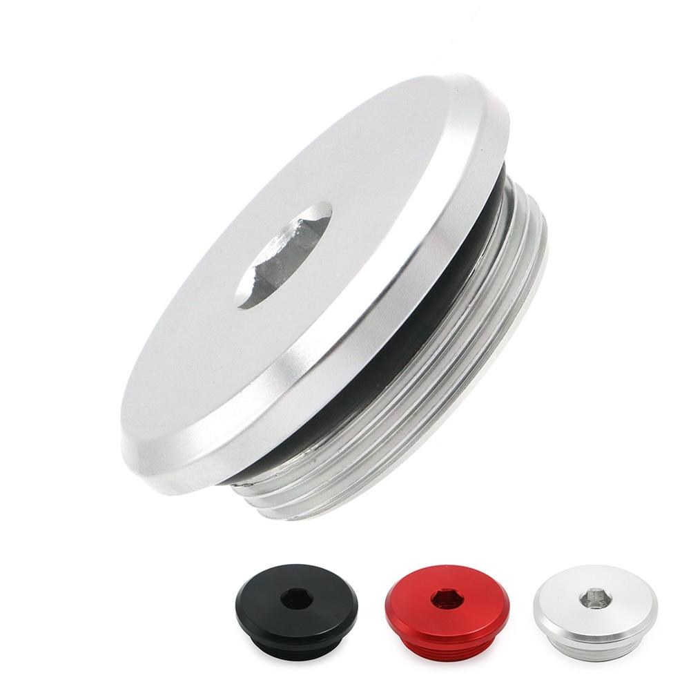 Motorcycle Crankshaft Crank Access Cap & O-ring Cover Case Replace 09259-36016-20H For Suzuki DR250 DR350 350 650 DRZ400 GSX1300