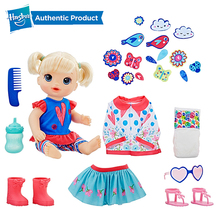Hasbro Baby Alive So Many Styles Toys Dolls Dress-Up Educational  Girls Gifts Kids