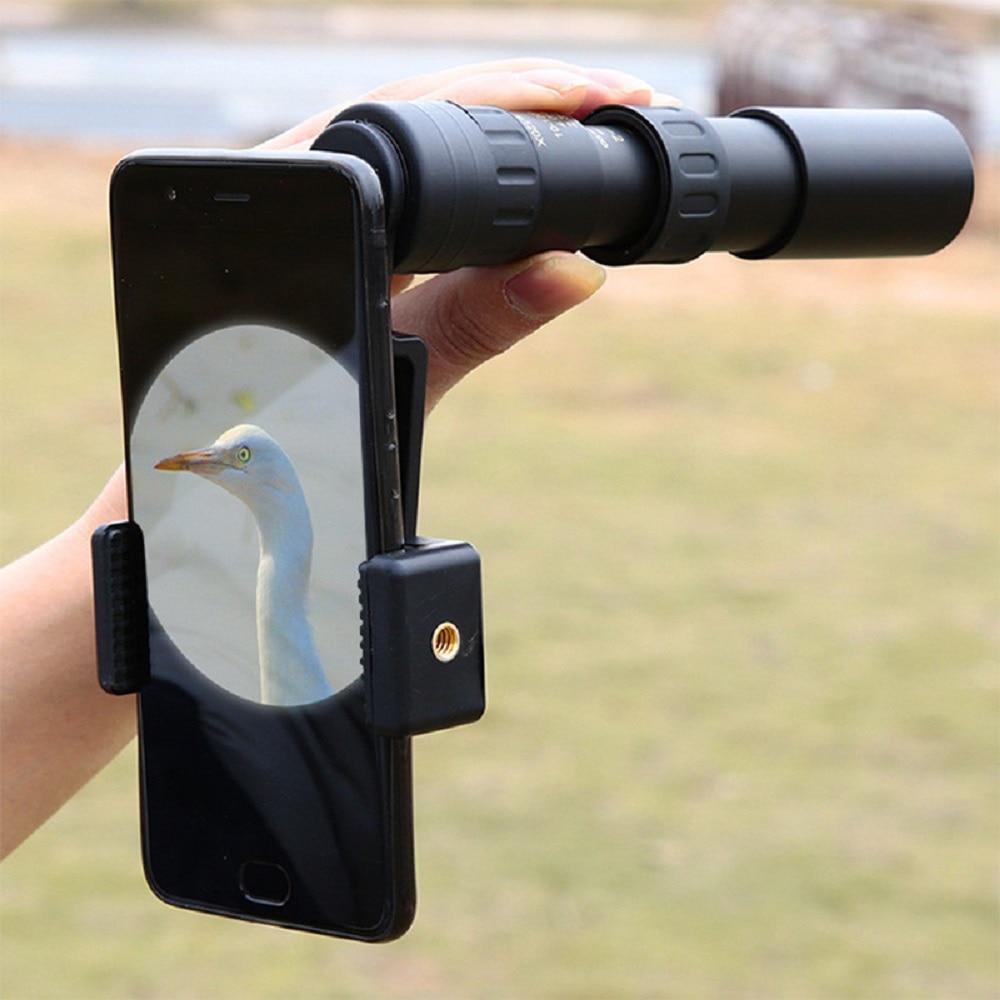 Super Telephoto Zoom Monocular Telescope