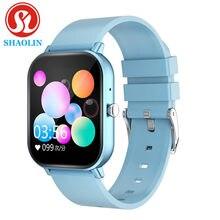 Shaolin relógio inteligente p8 pulseira das mulheres dos homens do esporte relógio monitor de freqüência cardíaca monitor sono smartwatch rastreador para apple relógio telefone