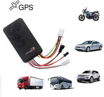GT06 Mini Car GPS Tracker SMS GSM GPRS Vehicle Online Tracking System Monitor Remote Control Alarm for Motorcycle free APP image