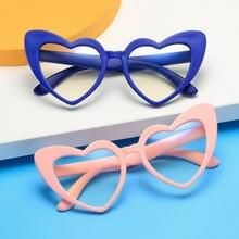 Детские синие светильник очки защитные оптические с диоптриями
