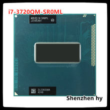 I7-3720QM i7 3720QM SR0ML 2,6 ГГц четырехъядерный восьмипоточный ЦПУ Процессор 6M 45W Socket G2 / rPGA988B