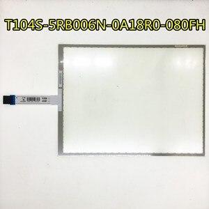Image 1 - T104S 5RB006N 0A18R0 080FH Новый Оригинальный сенсорный экран, гарантия 1 год