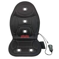 12V Electric Heated Car Seat Cushion Cover Seat Heater Warmer Winter Household Heating Seat Cushion EU Plug