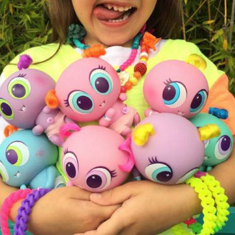 Image 3 - 2019 Casimeritos Toys Lovely Ksimeritos With 8 Different Designs Casimerito Gift Doll Ksimeritos Juguetes For Girls Boys-in Gags & Practical Jokes from Toys & Hobbies