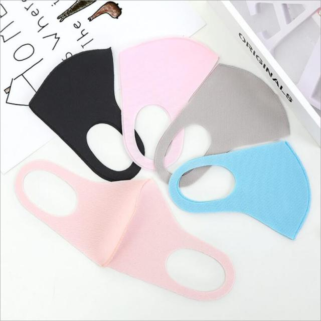 3-10 years  Kids mouth mask Flexible Bacteria proof mask Windproof Mouth-muffle Cycling Wearing Anti-Dust Face Mask on the mouth 1