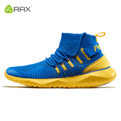 2020 Rax Hiking Shoes For Men Women Breathable Mesh Sock Shoes Outdoor Trekking Walking Mountain Boots Sneakers D0862