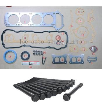 Z20 Z20S Engine Full gasket set kit cylinder head bolt nuts screw for Nissan Caravan/Nomad/Vanette/Atlas 2.0L 1952cc 1982-1994