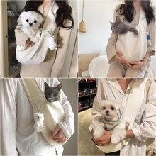 Handbag Sling-Bag Pet-Carrier-Supply Travel Small Outdoor Breathable for Cat Dog-Cozy