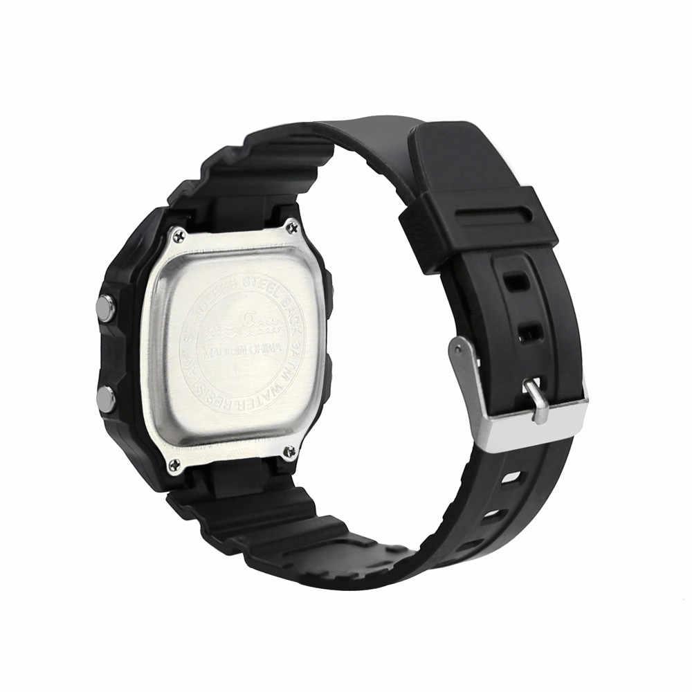 Led montre hommes Analogique Numérique Militaire montre de Sport Смарт часы спортивные штаны relógio chronomètre led montre numérique # TD04