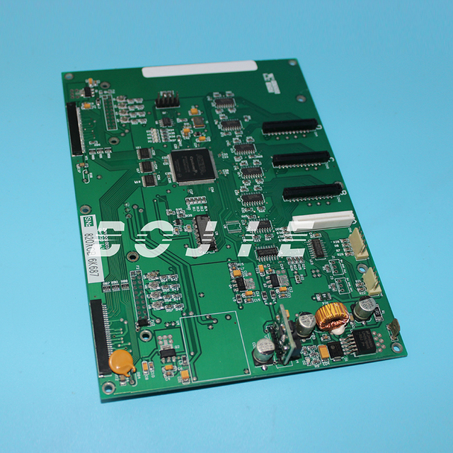 DX5 print head carriage board for Niprint