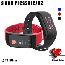 F1C  Smart Bracelet Waterproof Color Screen Blood Pressure Fitness Tracker Heart Rate Monitor Smart Band Sport for Android IOS недорого