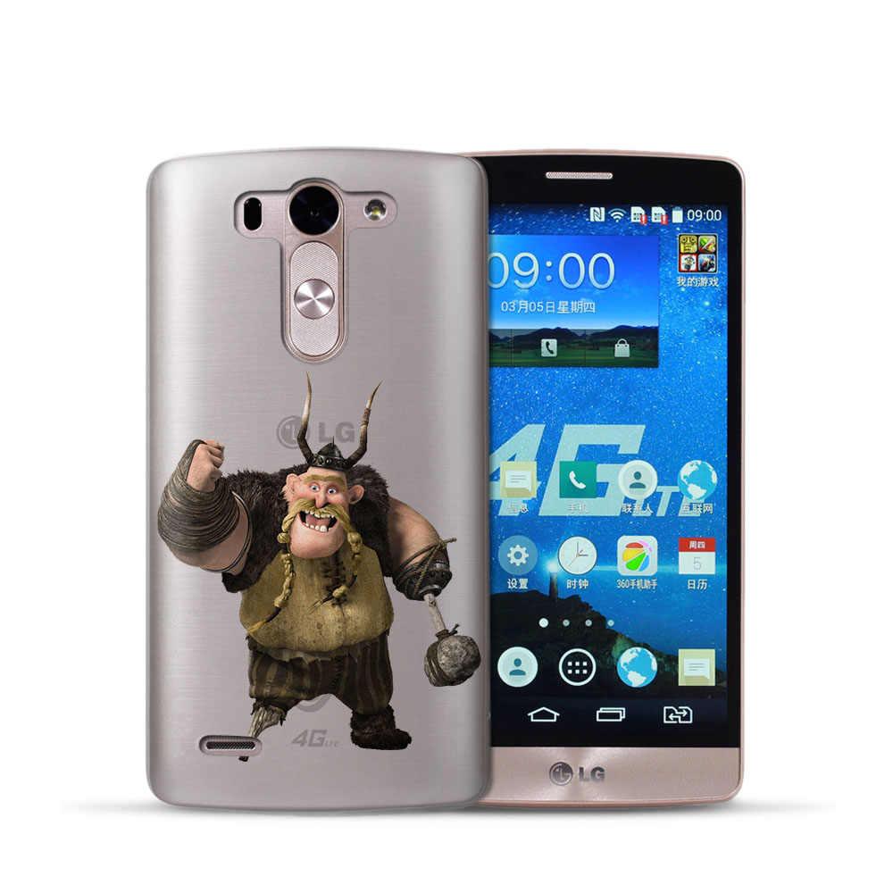 Drachen 2019 Fall Für LG G4 G5 G6 Q8 Q6 K8 K7 K10 2017 X Power2 3 V30 X Bildschirm weiche TPU Silikon Zurück Coque Schutzhülle