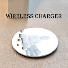 QI Wireless Charger For iPhone X XR 8 7 Plus XS Max Charging Dock For Samsung S8 S9 For Huawei Xiaomi Charge Pad For Phone