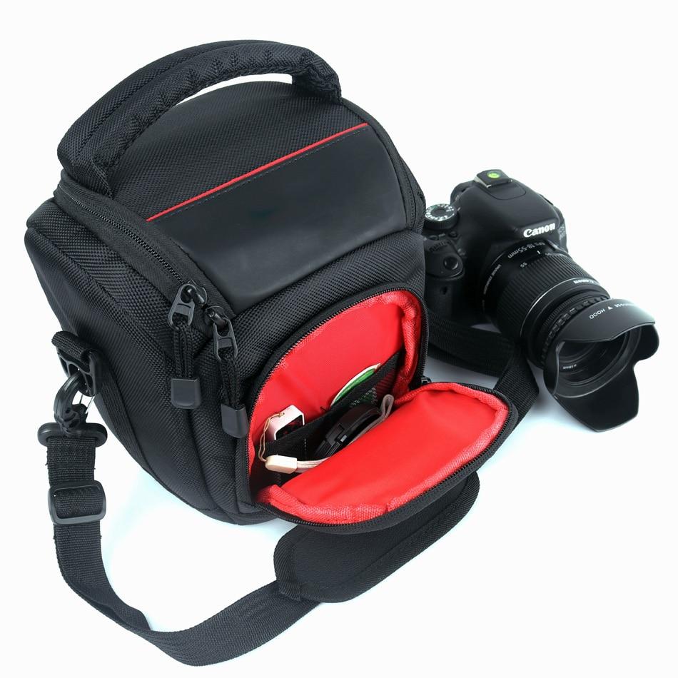 Waterproof DSLR Camera Bag Case For Nikon Bag Canon EOS R 4000D 800D 77D 80D 1300D 1200D 760D 750D 700D 600D 60D 70D 100D 200D