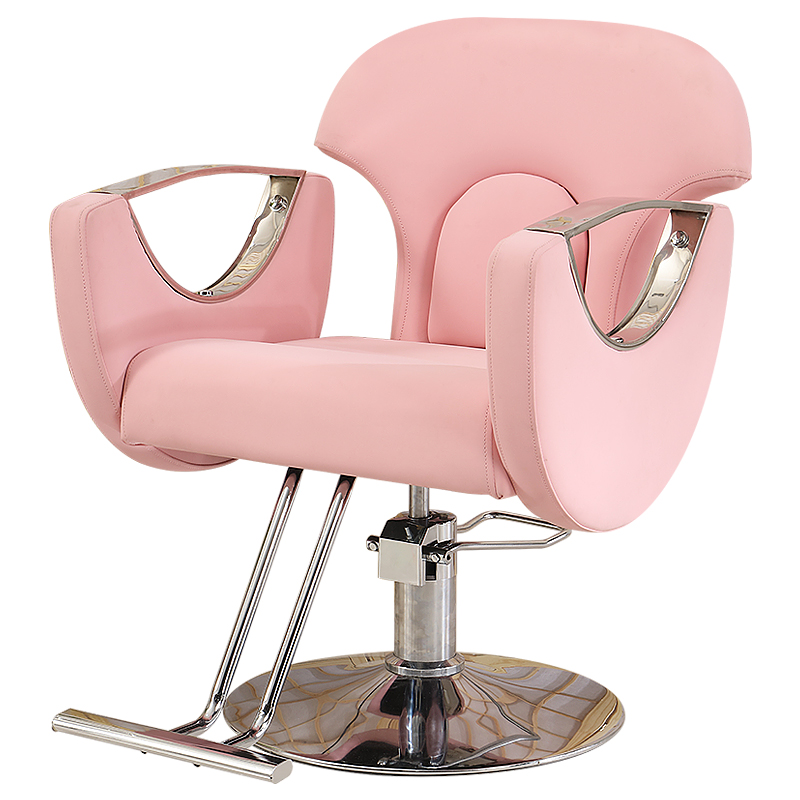 Hairdressing Shop Chair Hair Salon Special Hairdresser Chair Haircut Chair Barber Shop Put Down Chair Hairdresser Chair