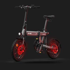 [EU STOCK] HIMO Z16 складной электрический велосипед 16 ''CST шина городской электровелосипед IPX7 250 Вт двигатель постоянного тока 25 км/ч 36 В съемный аккумулятор|Электровелосипед|   | АлиЭкспресс