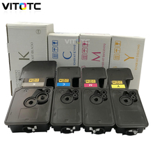 4 colorido TK 5230 tk5230 cartucho de toner recarregável para impressora kyocera ecoys m5521cdw m5521cdn p5021cdw p5021cdn m5521 p5021cdn m5521 p5021