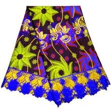 Kwanzaa Новое поступление африканская кружевная ткань вышивка кружевная ткань для вечерние платья