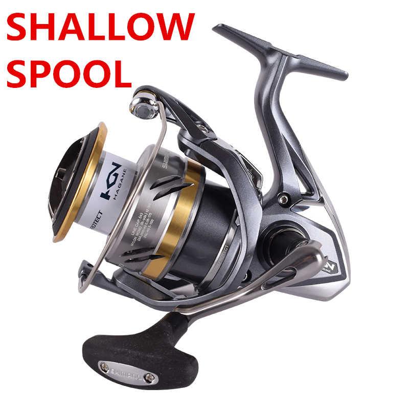 2017 Shimano Ultegra Spinning Reel 2000S 2500S Ondiepe Spool 1000 2500 C3000 4000 5000 4.8:1/5.0:1/6.0:1/6.2:1 Hagane Gear Xship