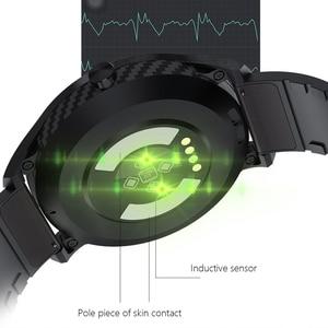 Image 4 - AZiMiYO DT ساعة ذكية مقاوم للماء IP68 معدل ضربات القلب دعم جهاز التتبع لتحديد المواقع رجل الرياضة المقتفي SmartWatch ل أندرويد IOS