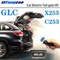 LiTangLee автомобиль Электрический хвост ворота лифт багажник Задняя дверь вспомогательная система для Mercedes Benz MB GLC класс X253 C253 2015 ~ 2020