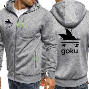 Image 3 - ฤดูใบไม้ร่วงร้อนขายAnime Hoodies Mensแฟชั่นZipperเสื้อกันหนาวHoodieอะนิเมะเสื้อญี่ปุ่นHarajuku Streetwear