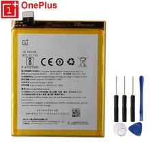 OnePlus Original Replacement Phone Battery BLP637 For 1+5 1+5T 5 Authenic Rechargable With Free Tools 3300mAh