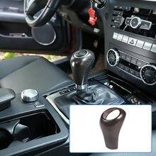 Abs Автомобильная наклейка на головку переключения передач для