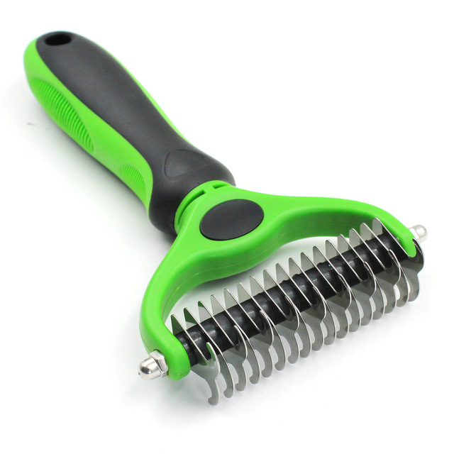 Double-edge Blade Cat Groomer