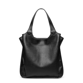 Genuine Leather Messenger Bag Women Fashion Tote High Quality Women's Shoulder Handbags Casual Croossbody Bag For Ladies LSH724