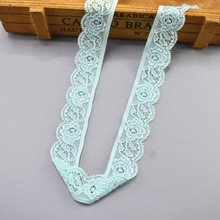 Elasticity Stretch Elastic Lace Ribbon Tape Trims  Lace Trimmings for Sewing Lace Fabric Diy Clothing Accessories Wedding Dress