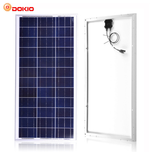 Image 4 - Dokio 30 to 80w 18v/12v Polycrystalline Solar Panel High Efficiency Tempered Glass Home Solar Panel 30w 40w 80w