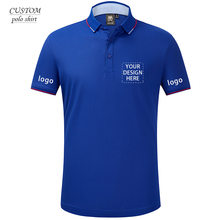 New Custom Personalised Text & Logo Embroidered BMW Polo Shirt Uniform Workwear