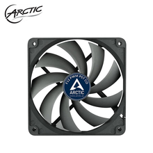 ARCTICF12 PWM PST CO, ARCTIC CPU radiator/ Computer Case 12cm fan 4pin  control cooler master 120mm dual ball bearing