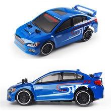 Mini voiture radiocommandée pour enfant, échelle 1:24, 2.4G, 4WD, véhicule radiocommandé, chenille à grande vitesse, 30 km/h