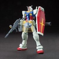 Assembled Model 57403 HG HGUC 191 1/144 RX 78 2 Newborn Yuanzu Gundam Heine Westenfluss Custom TRANS AM Mode Toys